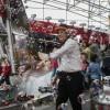 """Zirkus-Zauber beim """"Airlebnis-Tag"""" am Flughafen Frankfurt"""
