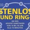 Kostenloser Advent-Express in Aschaffenburg