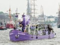 """#muhboot"" nimmt zarten Kurs auf Frankfurt"