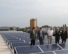 Solaranlage in Darmstadt