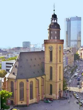Katharinenkirche Frankfurt