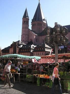 Baudenkmäler in Mainz
