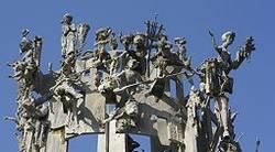 Fastnachtsbrunnen in Mainz