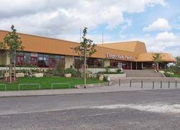 Frankfurter Eissporthalle