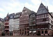 Im Zentrum Frankfurts