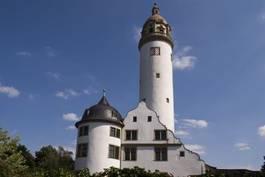 Schloss in Frankfurt Höchst