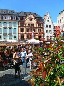Weinmarkt auf dem Johannisfest