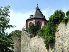 Turm der Justinuskirche