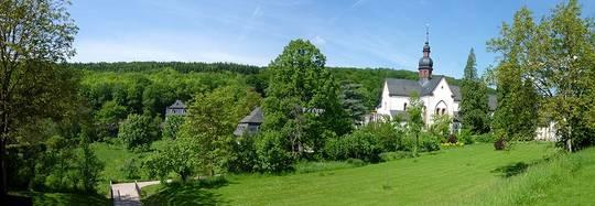 Kloster Eberbach am Rhein