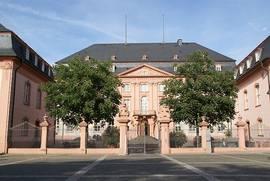 Deutschhaus in Mainz