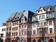 Markplatz im Mainz