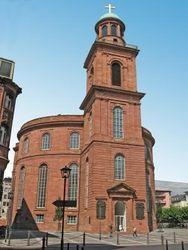 Sehenswürdigkeit in Frankfurt - Paulskirche