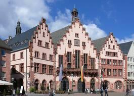 Neues Rathaus in Frankfurt