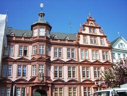 Osteinerhof am Schillerplatz in Mainz