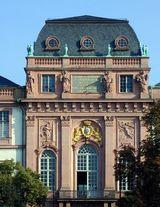 Schloss in Darmstadt