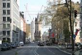 Wartturm in Frankfurt