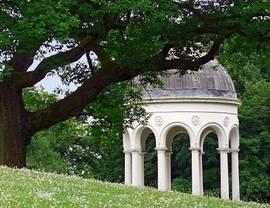 Park auf dem Neroberg